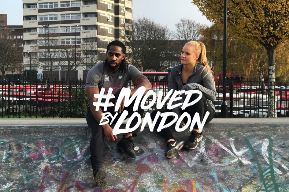 Our Parks and The London Marathon presents Moved London