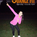 #TurnUpToneUp, Our Parks, Victoria Park FREE Dance fit exercise