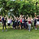 Our Parks - Free exercise programme starting in Bristol & Hampshire from 14th September