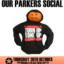 Our Parkers Social, Free Group Exercise in London Parks, Turn Up Tone Up